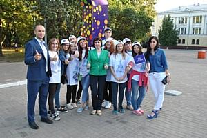 Филиал«Брянскэнергосбыт» ООО«ТЭК-Энерго» принял участие во всероссийском фестивале «Вместе ярче»