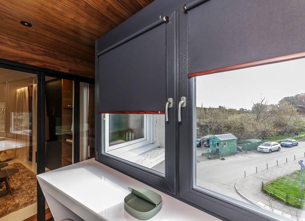 Преимущества автоматических рулонных штор с электроприводом