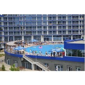Новый плавательный бассейн открылся в Севастополе