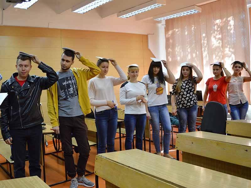 Студенты Рубцовского института постигали основы социального добровольчества