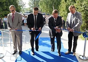 Белорусский центр разработок IBA Group компания IBA Gomel Park открыла новое производственное здание