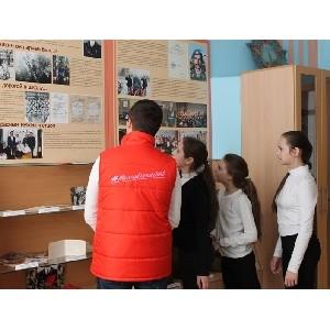Представители ОНФ провели «уроки мужества» в школах Челябинской области