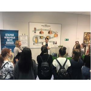 Новосибирские студенты могут начать карьеру на производстве «Балтики»