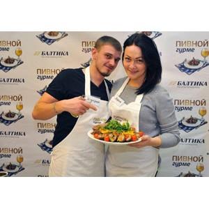 В Петербурге прошел второй образовательно-гастрономический мастер-класс «Пивной Гурме»