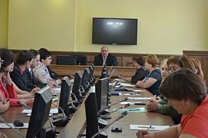 Итоги работы в мае подведены в Управлении Росреестра по Алтайскому краю