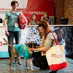 Форум «Вместе ради перемен» объединил единомышленников ради помощи животным