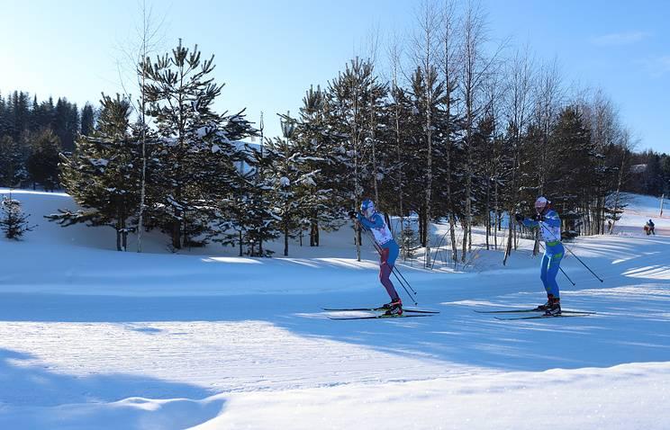 Спортсмены Дзержинского филиала РАНХиГС выиграли лыжную гонку на Всероссийских соревнованиях