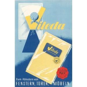 Торговая марка Vileda отмечает свой 70-й день рождения