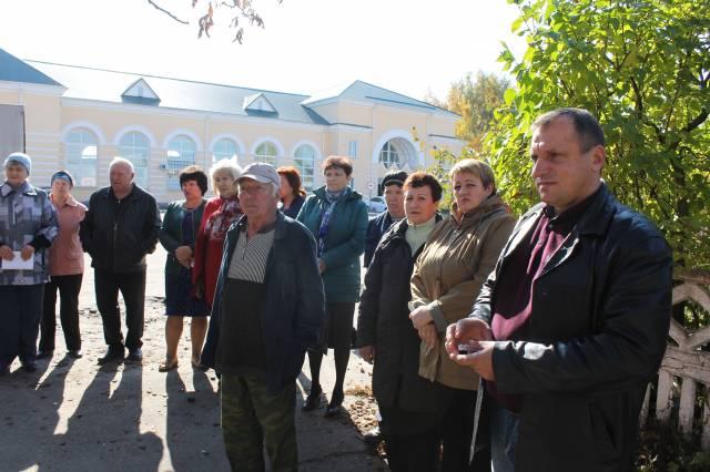 ОНФ помогает жителям Острогожска решить проблемы с водоснабжением