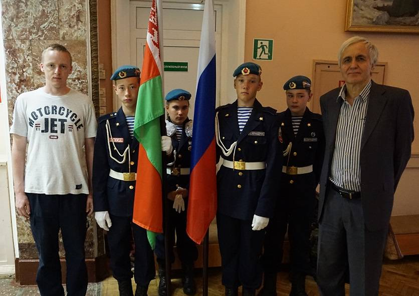 День независимости Республики Беларусь отметили в Екатеринбурге