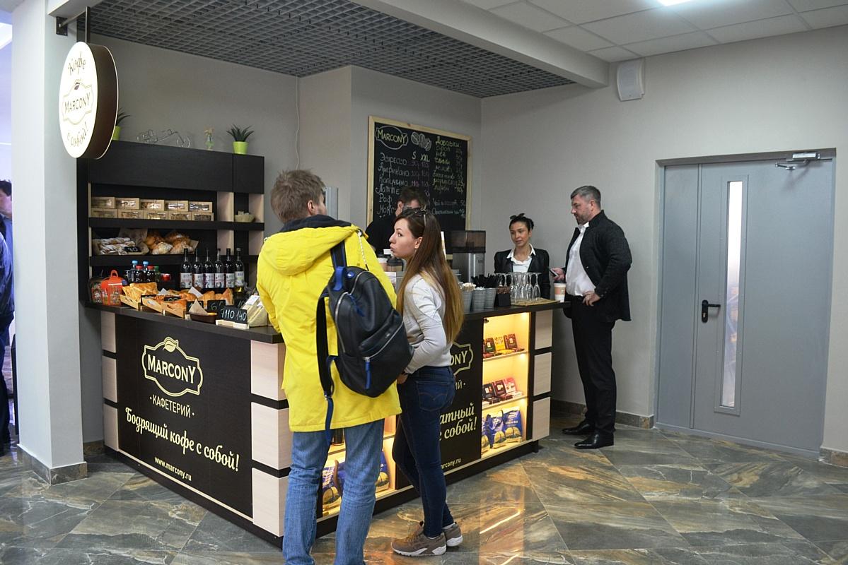 Коэффициент заполняемости БЦ «РТС» Свиблово составил более 80%