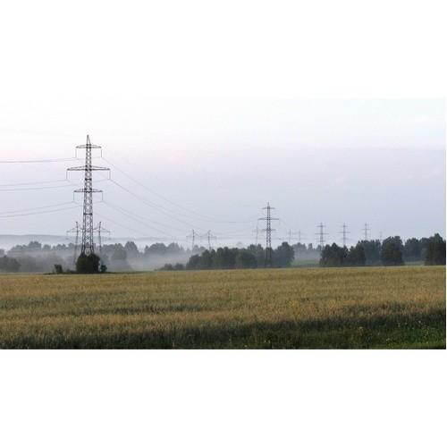 Энергетики защищают от гроз ЛЭП в Томской области и Кузбассе
