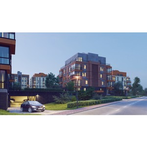 Впервые жилой комплекс из Брянска вошел в шорт-лист премии Urban Awards 2017