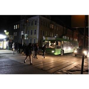 ОНФ призвал воронежские власти отрегулировать светофоры у университета