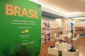 Прошла презентация шоурума Brazilian Footwear. «Привет-Медиа» реализовала экспозицию в Колонном зале