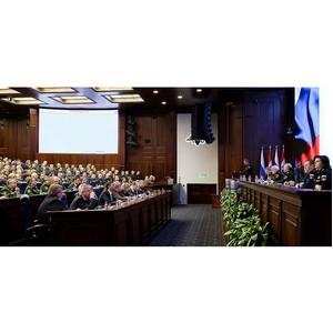 В. Гутенев отметил укрепление связей между представителями Минобороны и Комиссией Госдумы