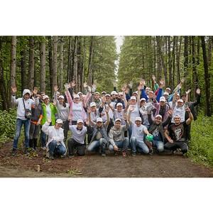 Экологический маршрут проложен в Новосибирском Дендропарке при поддержке бренда «Сибирский бочонок»