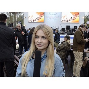 Финалистка Russian Charm 2017 Наталья Майорова дебютировала на ралли