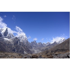 На верхних склонах Эвереста нашли растения