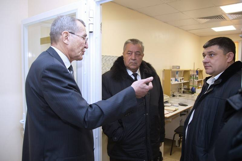 Волгоградский филиал укрепляет связи с научными учреждениями Волгоградской области