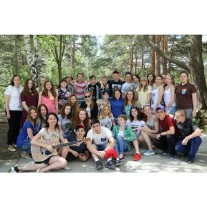 Сборы молодежного актива «Веснянка 2016» в Каменск-Уральском
