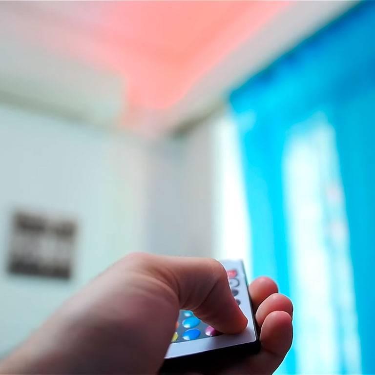 Экономичная LED подсветка