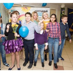В Москве прошел благотворительный праздник