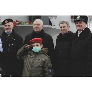 В Нижнем Новгороде отметили День моряка-подводника