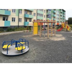 «Аквилон-Инвест»: Отзывы о ЖК «Уютный» с новой детской площадкой