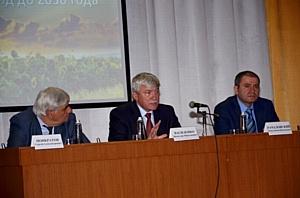 Юрий Река: «Перспективы сельского хозяйства – только в качестве продукции»