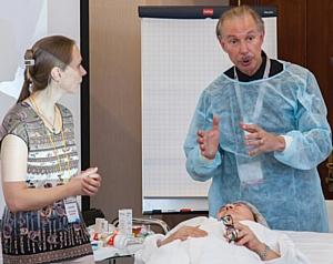 Первый международный практический курс мастер-классов тренингового центра LA&HA в России