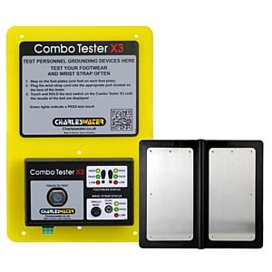 Комбинированный Тестер-стенд Combo TesterX3, производства Desco Europe