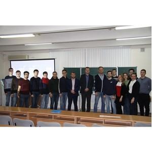 Нижновэнерго завершил курс лекций по цифровизации для студентов НГТУ