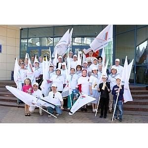 Белгородские активисты ОНФ приняли участие в первомайском шествии