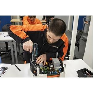 Чемпионы WorldSkills побывали на производстве сварочного оборудования Kemppi в Финляндии
