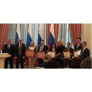 Победители конкурса «Организация высокой социальной эффективности»