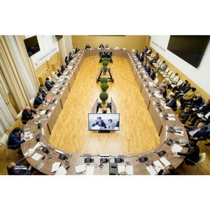 На заседании Центрального штаба ОНФ обсудили итоги «Форума Действий» и предстоящий Медиафорум
