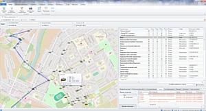 Компания «Системы КлиК» разработала гео-визуализатор данных