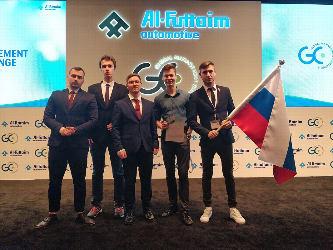 Студент РАНХиГС занял 5 место на мировом финале чемпионата Global Management Challenge в Дубае