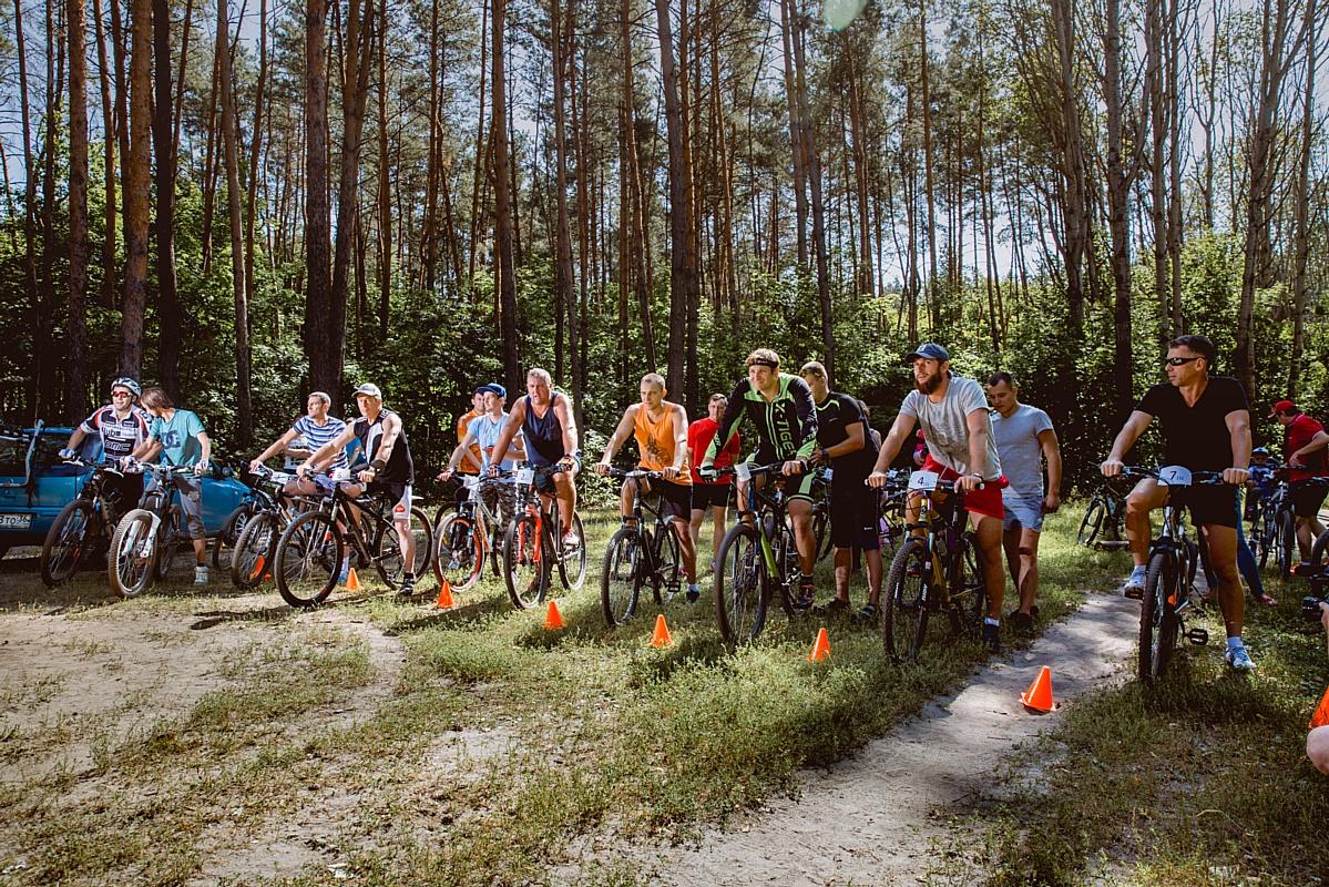 На Стойленском ГОКе провели «ВелоДень»