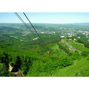 Интересные достопримечательности Кисловодска: «Храм воздуха»