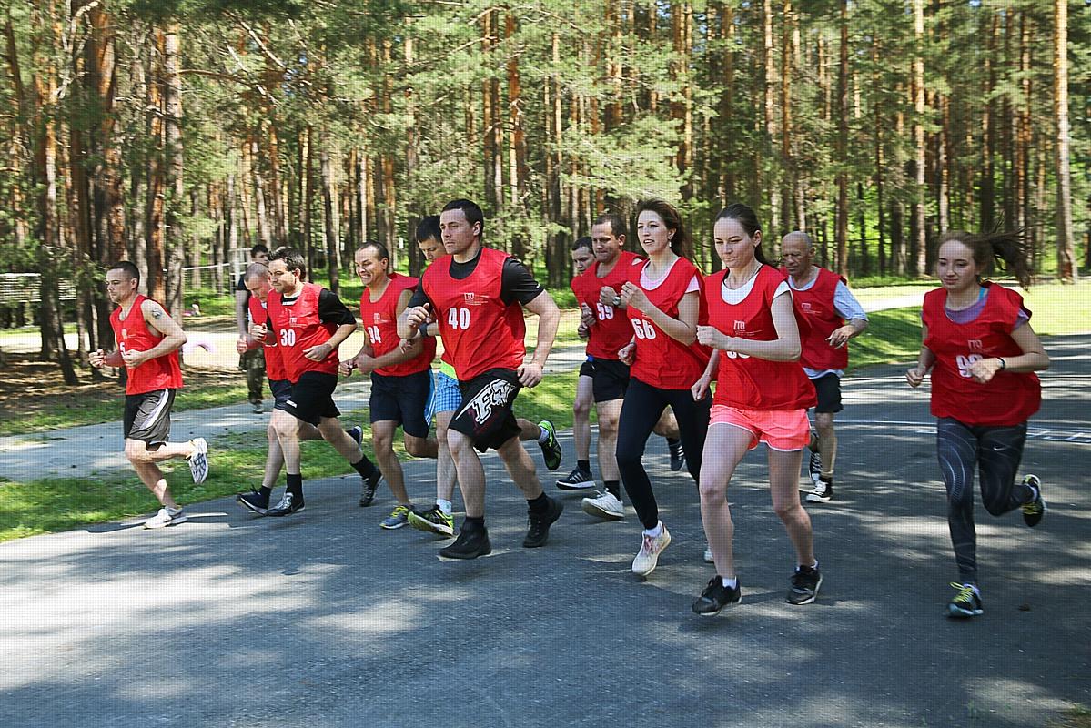Спорт и молодёжь рядом идут