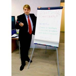 Тренинговая компания Михаила Казанцева провела тренинг по продажам B2B для специалистов IT-отрасли