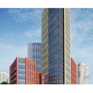 Объем предложения офисных площадей в Москве растет, спрос не отстает