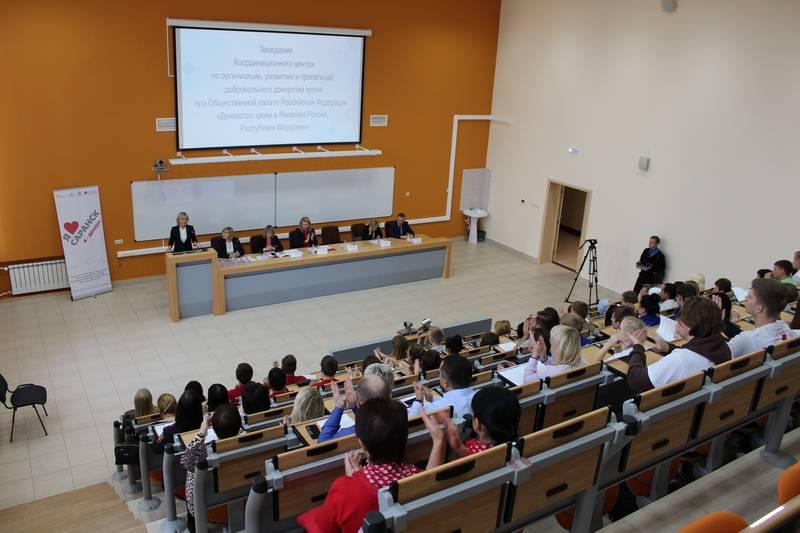 В Мордовии вручили награды межрегионального донорского марафона «Достучаться до сердец»