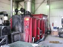 В Калининградском нефтяном терминале отремонтировали инсинератор