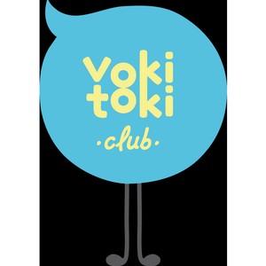 VokiToki. Детский английский клуб VokiToki - английский в творческом пространстве