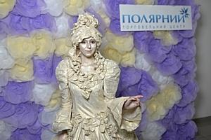 8 марта в ТЦ «Полярный» состоялся настоящий женский праздник