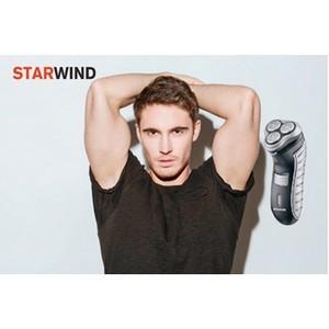Сильный характер: Starwind представляет новые электрические бритвы серии SBS