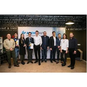 Эксперты Deceuninck отметили победителей конкурса ArchYouth-2019